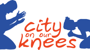 city on our knees logo