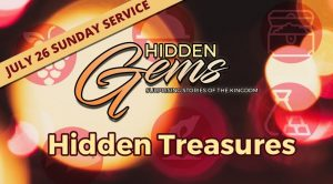 hidden gems july 26