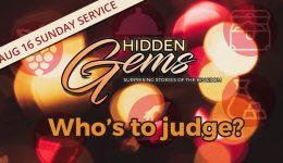hidden gems aug 16 thumbnail title