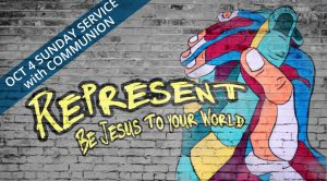 Be Jesus to your World